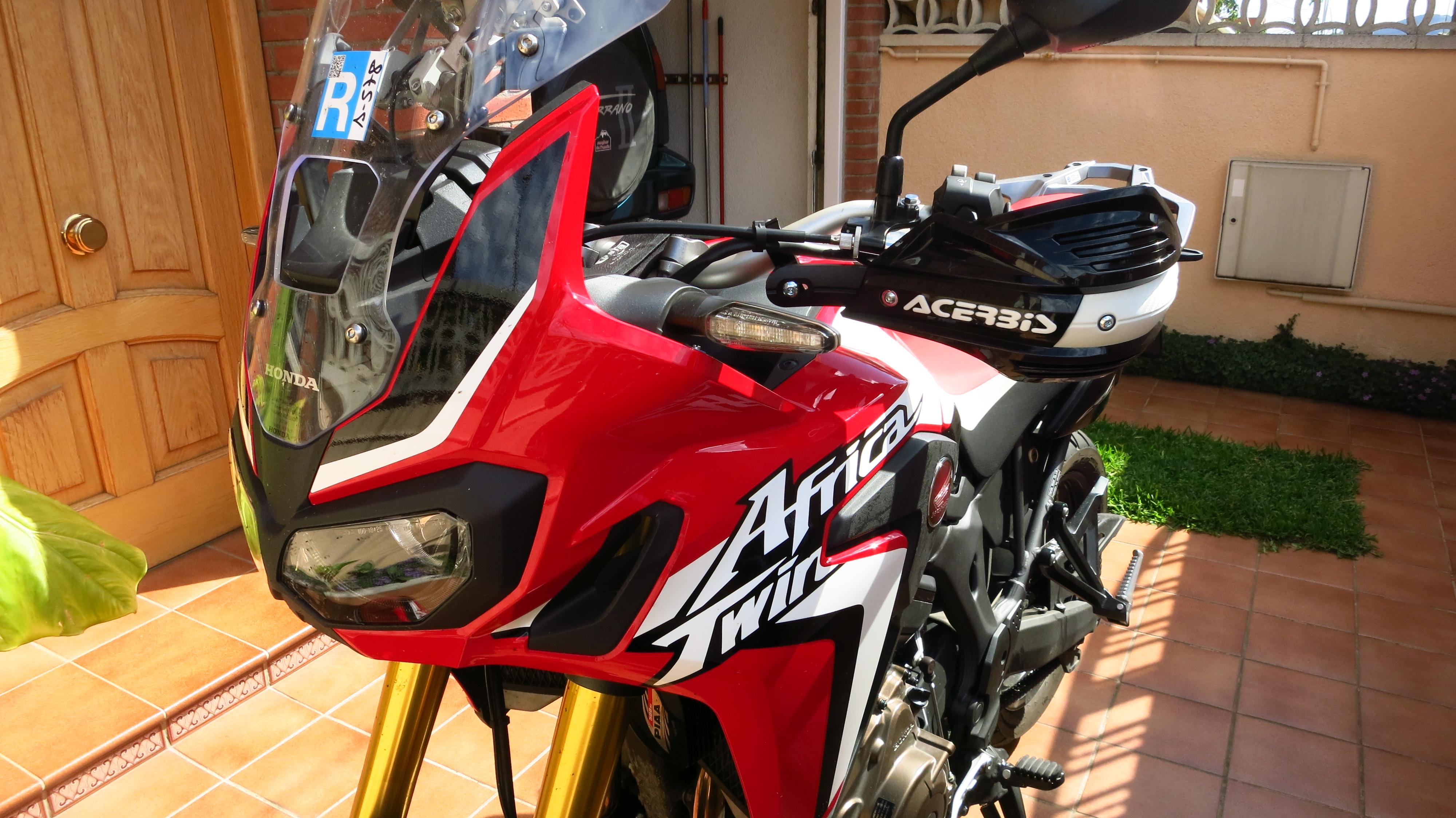 paramani Acerbis X-factor